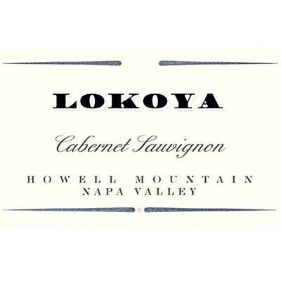 *2006 Lokoya Howell Mountain Cabernet Sauvignon