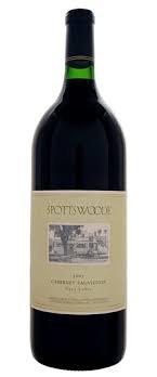 *2000 Spottswoode Estate Cabernet Sauvignon (1500ml)