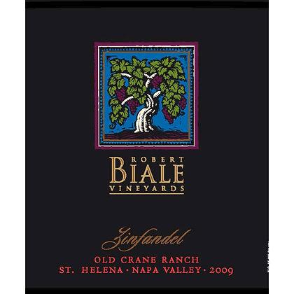 *2003 Robert Biale Old Crane Zinfandel