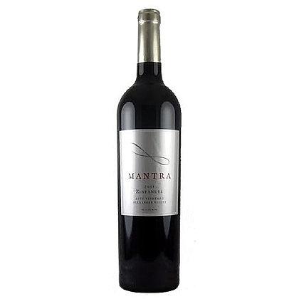 *Mantra Old Vine Reserve Zinfandel