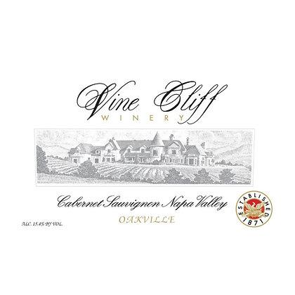 *Vine Cliff Oakville Cabernet Sauvignon