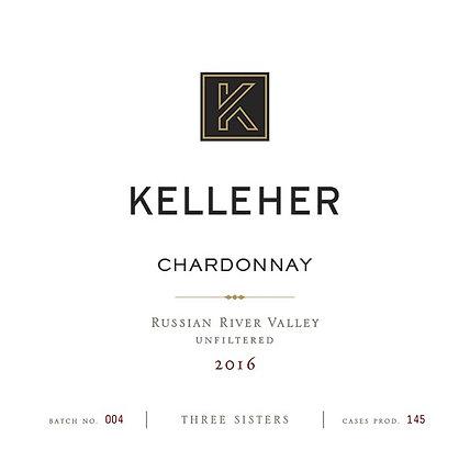 *2016 Kelleher Three Sisters Chardonnay