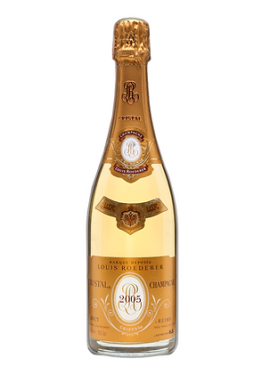 *2005 Louis Roederer Cristal (Without giftbox)