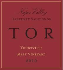 *2004 TOR Mast Vineyard Cabernet Sauvignon