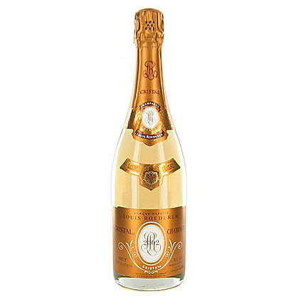 *2002 Louis Roederer Cristal (Without giftbox)