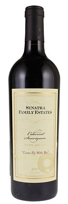 *2007 Sinatra Come Fly With Me Cabernet Sauvignon