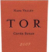 *2007 TOR Cuvée Susan Red