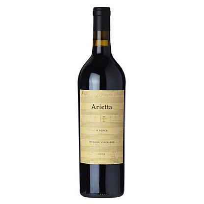 *Arietta H Block Hudson Cabernet Franc Merlot