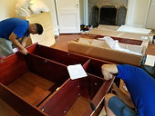 Rent A Helper Moving furniture assembly