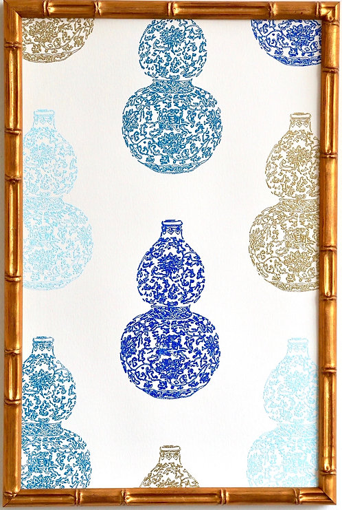 Ginger Jar Panel