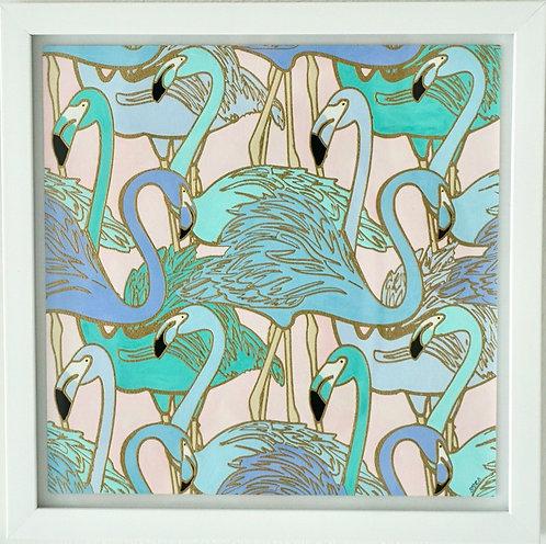 Flock of Blues