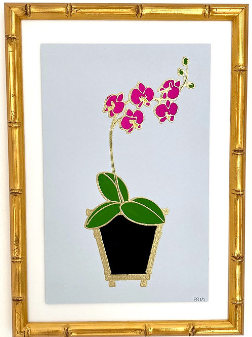 Orchid Bamboo