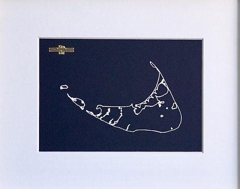 Nantucket Street Map