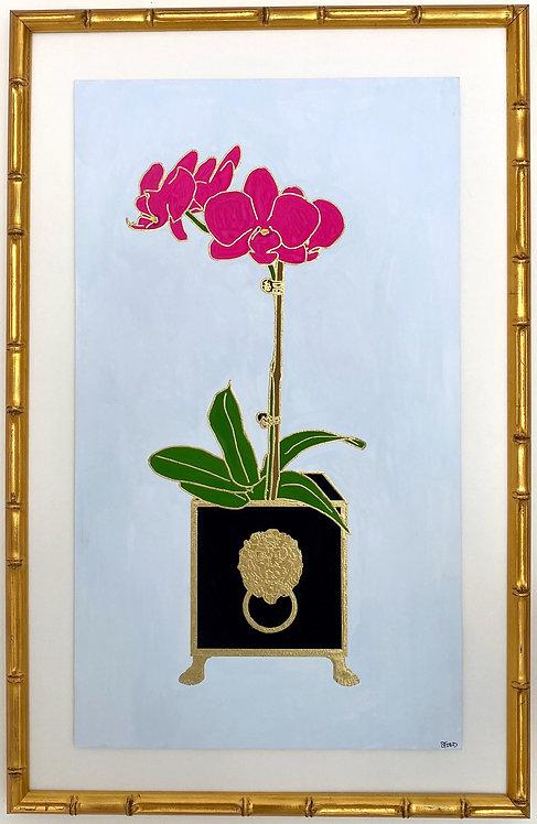 Orchid Lion