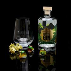 Hopfen-Gin Praline