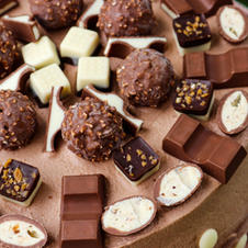 Schokoladen-Bomber