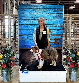 Lola and me ASDR Triple Crown.jpg
