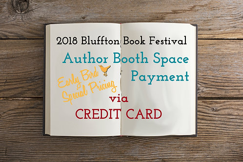 2018 Author-  Early Bird Credit Card payment