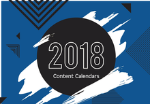 Plan your content for March