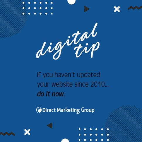 Digital Tip #1