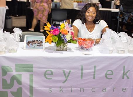 Eyllek Skin Care @ The TX International Hair Show