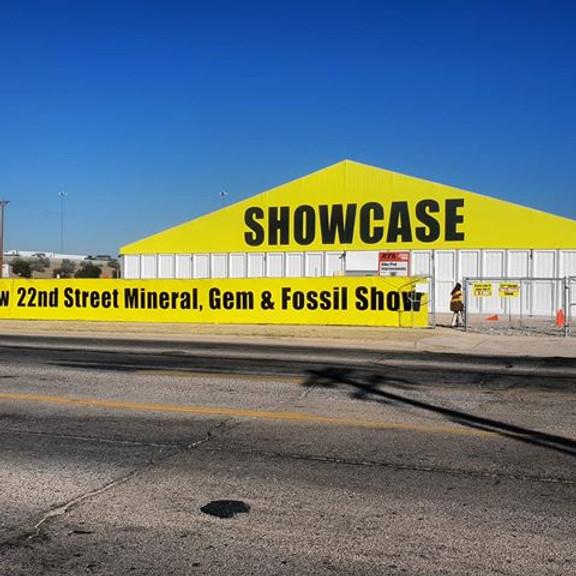 Tucson Gem Show 2020