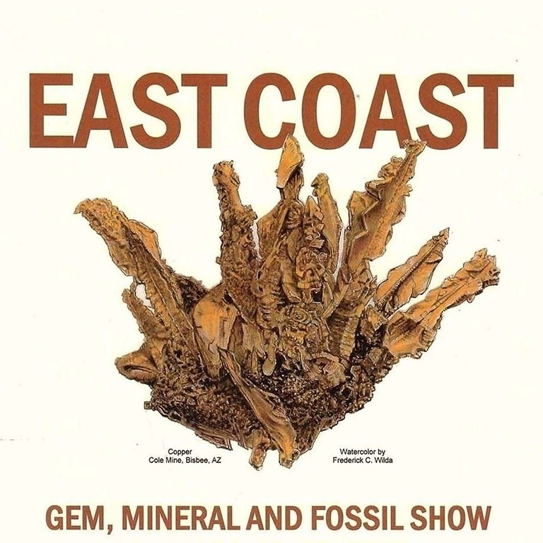 East Coast Gem, Mineral, and Fossil Show 2020