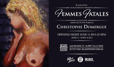Femmes Fatales Invite