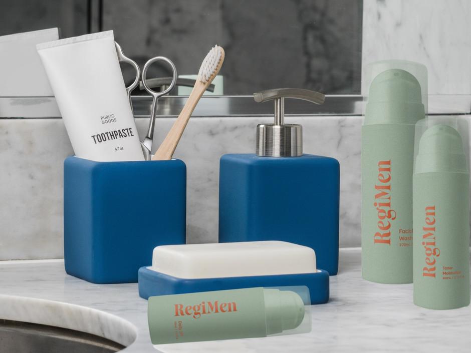 • RegiMen Skincare