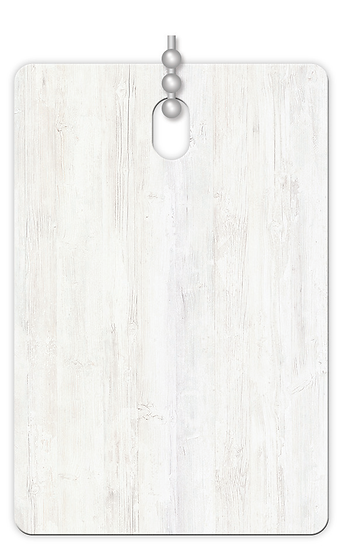 WT-4020-WM Painted Cotagge White Pine