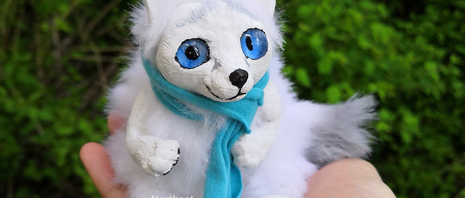 Small Fox doll