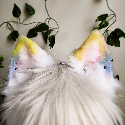 Pastel Ears kitty