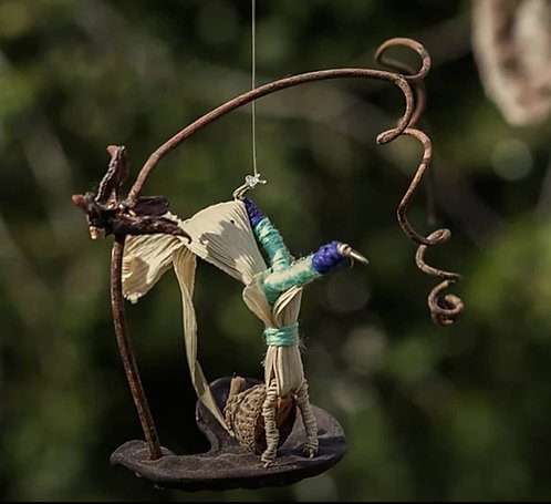 ספלול: מובייל מהטבע בעבודת יד - רבקה פרץ