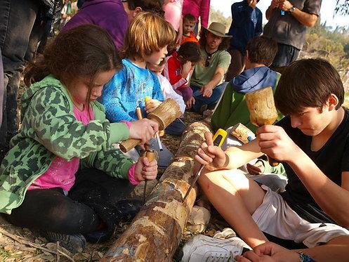 מקדמה למחנה ילדים: דורבנים גילאי 7-10