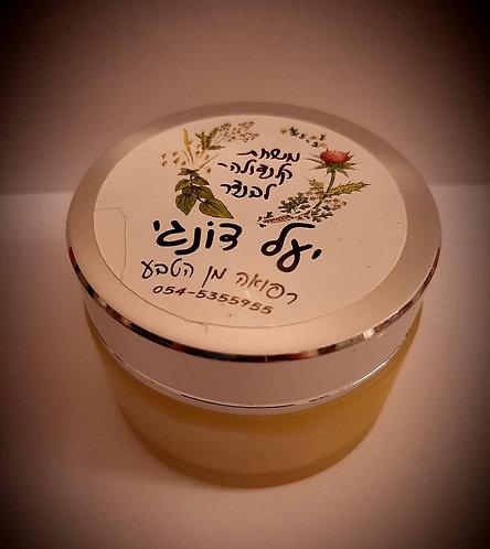 מוצרים טבעיים בעבודת יד לעזרה ראשונה - יעל דונגי