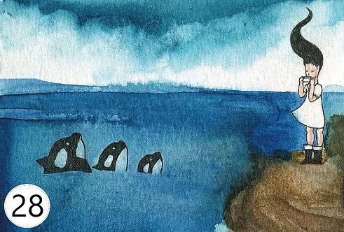 ציורים בהשראת הטבע, סדרה 2 - חן רכטמן