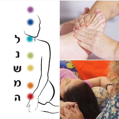 טיפול רייקי מרחוק - איריס חשביה