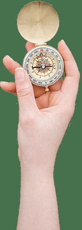 """ליווי אישי בשיטת """"המצפן"""" - סדרה של 5 מפגשים - חן לרנר גולן"""