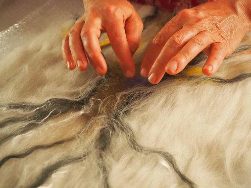 סדנת בסיס בליבוד רטוב: הכנת תמונה - טל מרים קארו
