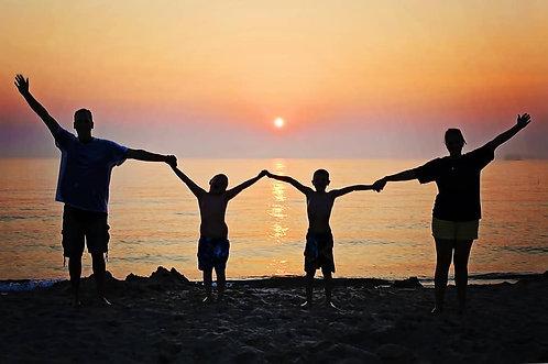 הדרכת הורים במרחב הטבעי לזוג או הורה יחידני.ת - 3 מפגשים אישיים - עמית בן דוד