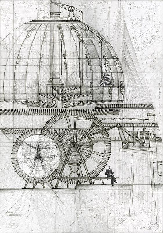 The Core, Geometry Machine Series