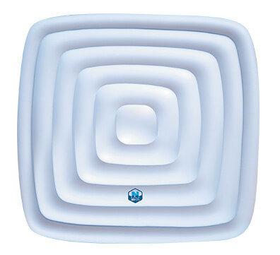 Coperchio Gonfiabile quadrato Poolstar