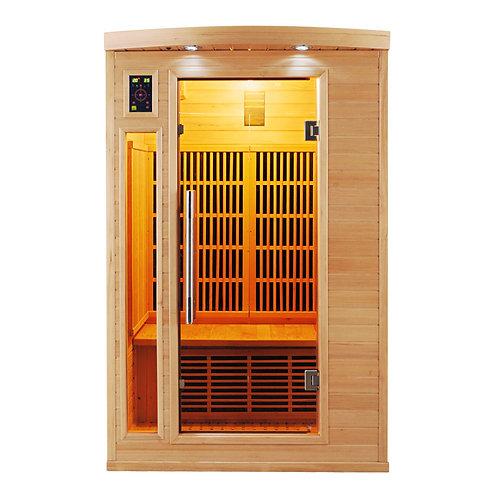 Sauna Infrarosso Apollon 2 posti