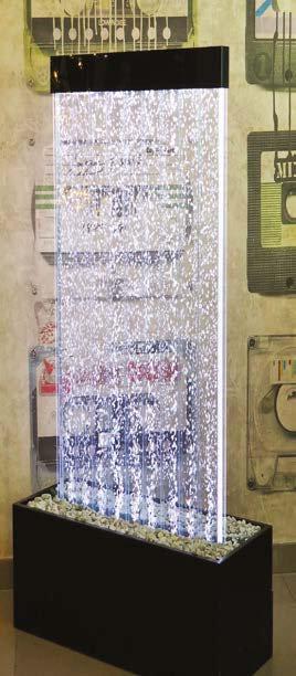 Cascata Perlage Plexiglass Grande
