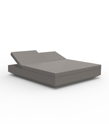 Vondom Vela Daybed 2 reclinabile