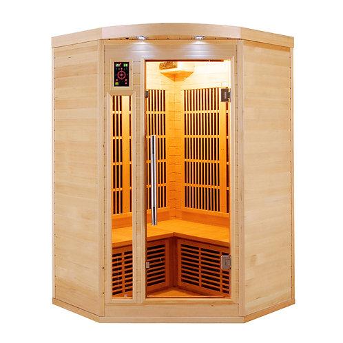 Sauna Infrarosso Apollon 2/3 posti