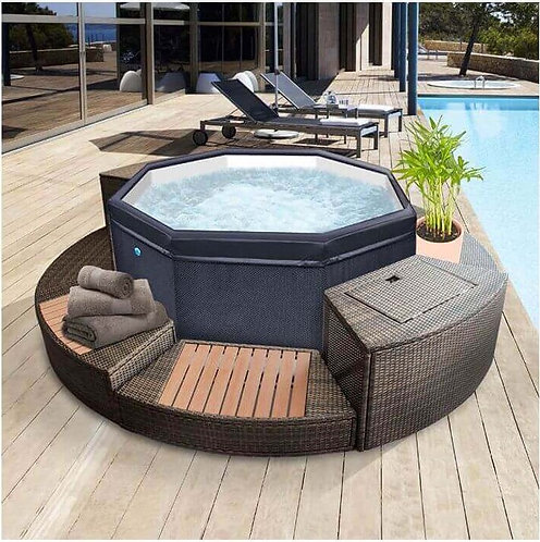Spa Octopus Poolstar