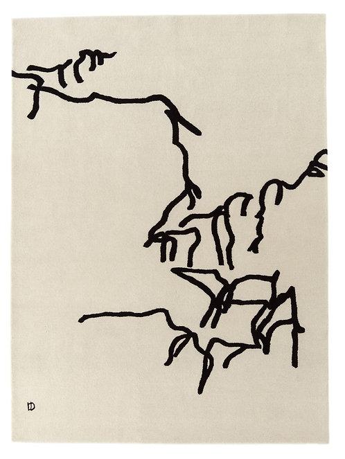 Nanimarquina Dibujo tinta 1957