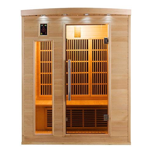 Sauna Infrarosso Apollon 3 posti