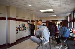 QRMHS classroom 2